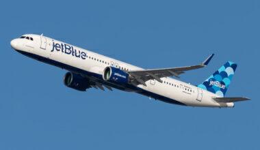 JetBlue Airways Airbus A321-271NX N2002J