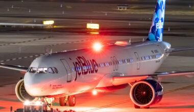 JetBlue Airways Airbus A321-271NX N2016J