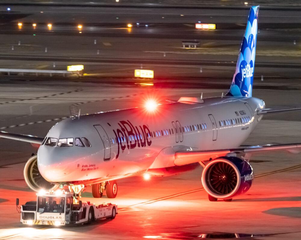 JetBlue Airbus A321neo