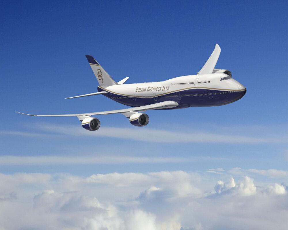 747-8 BBJ