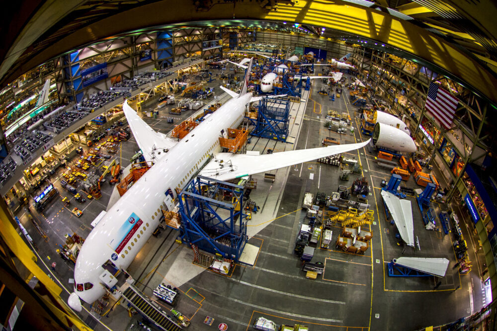 Dreamy Future: The Boeing 787 Has 486 Unfilled Orders