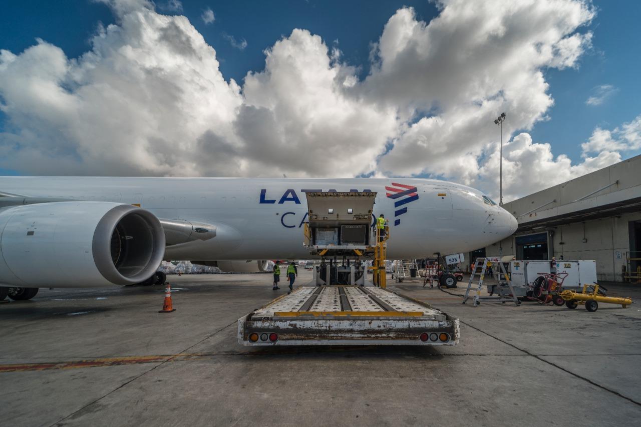 LATAM Cargo fleet