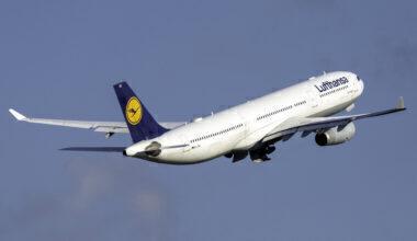 Lufthansa Airbus A330-343 D-AIKK