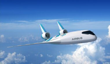Airbus MAVERIC Blended Fuselage