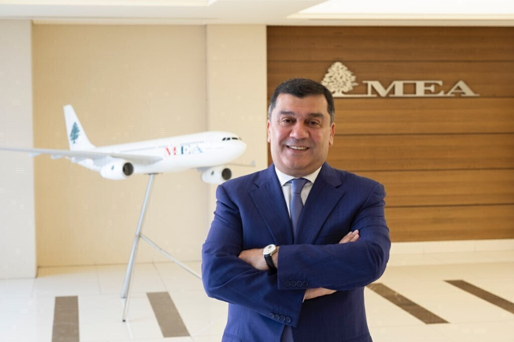 MEA Chairman Mohamad El-Hout