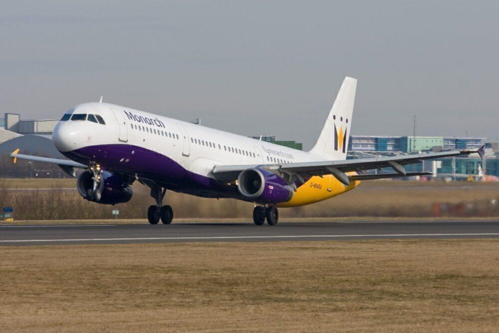 Monarch A321