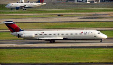 Delta DC-9