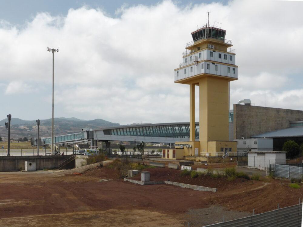 Tenerife North tower