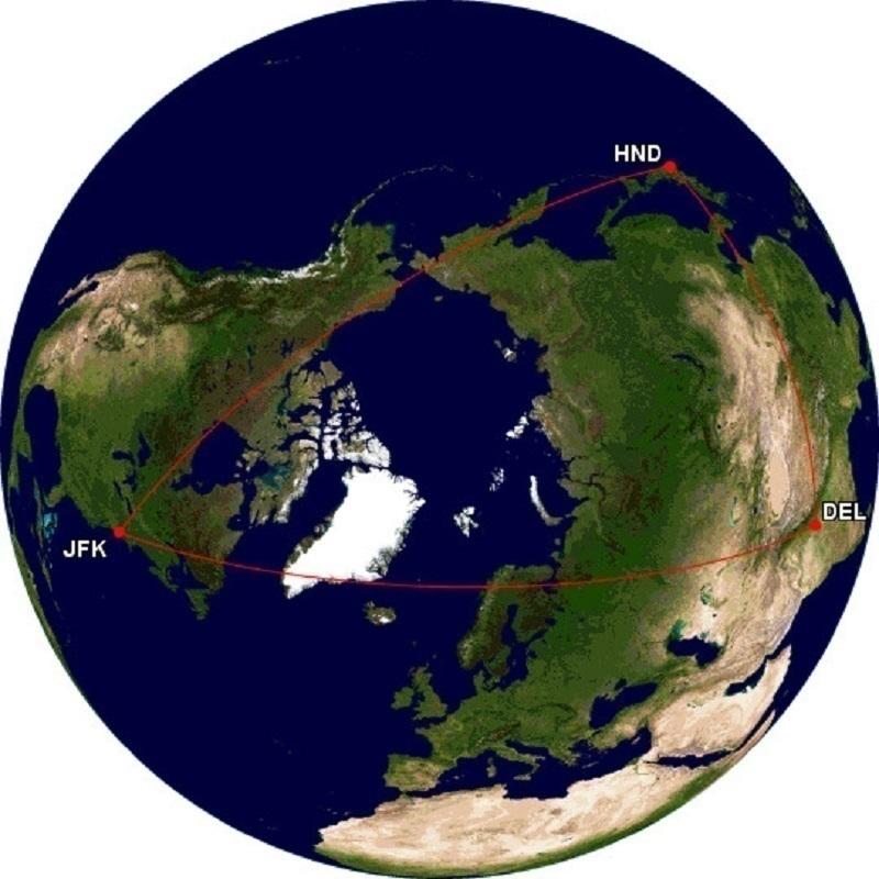 Pan Am Circumnavigation
