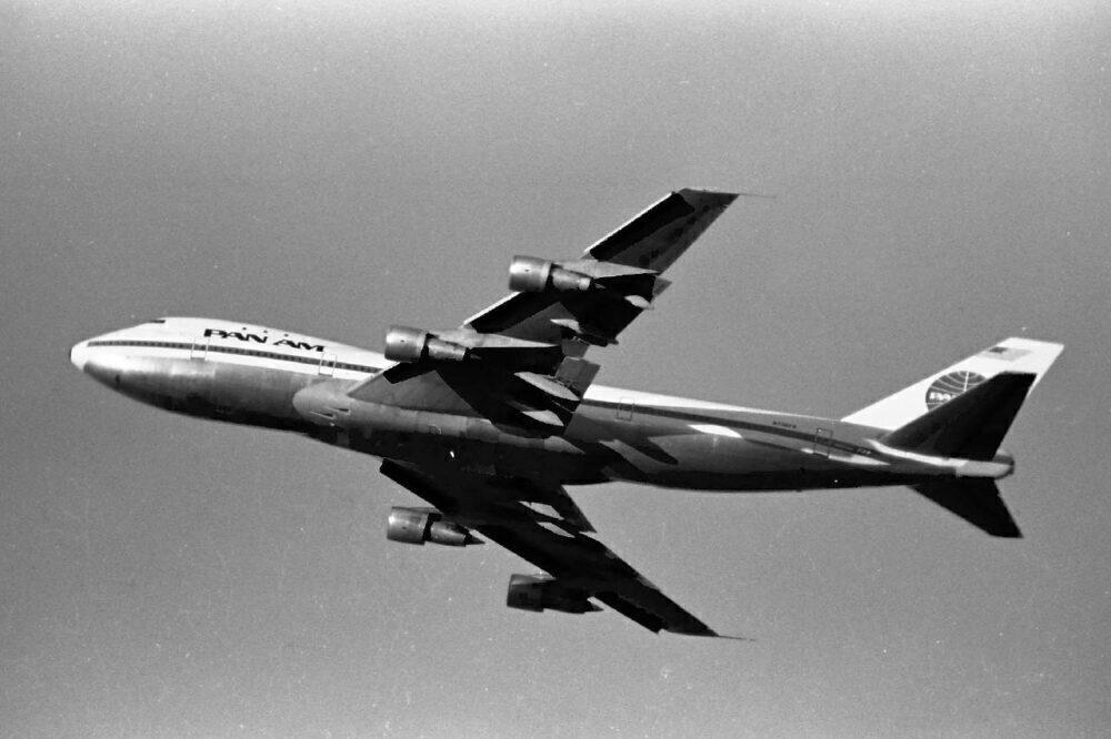 Pan Am 747-100