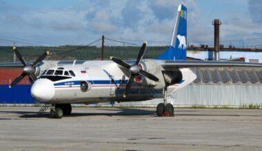 Polar Airlines Antonov An-26