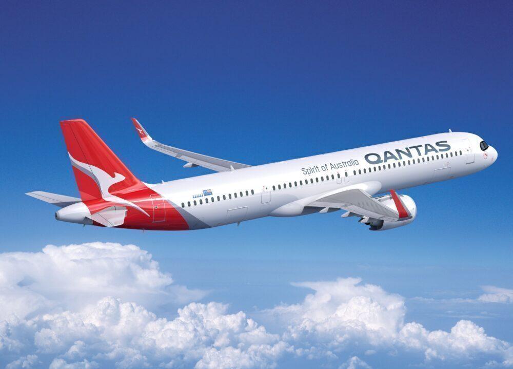 What Aircraft Types Has Qantas Operated?