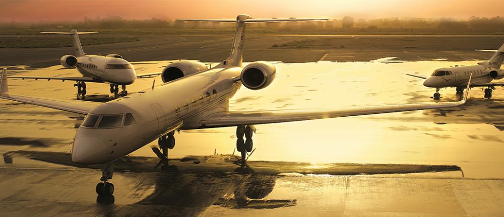 RKT Airport Jets