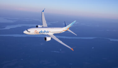 Flydubai Boeing 737 MAX 8