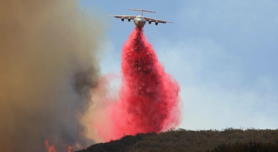 Conair Firefighting Avro RJ85