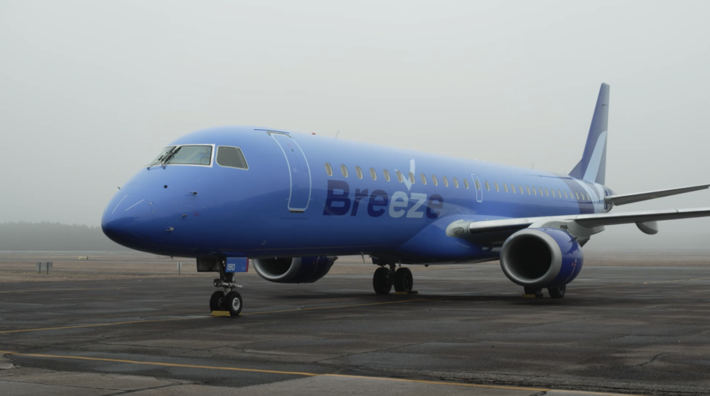 Breeze's New Route Network Makes Sense: Here's Why