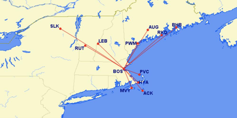 Delta Cpae Air Boston