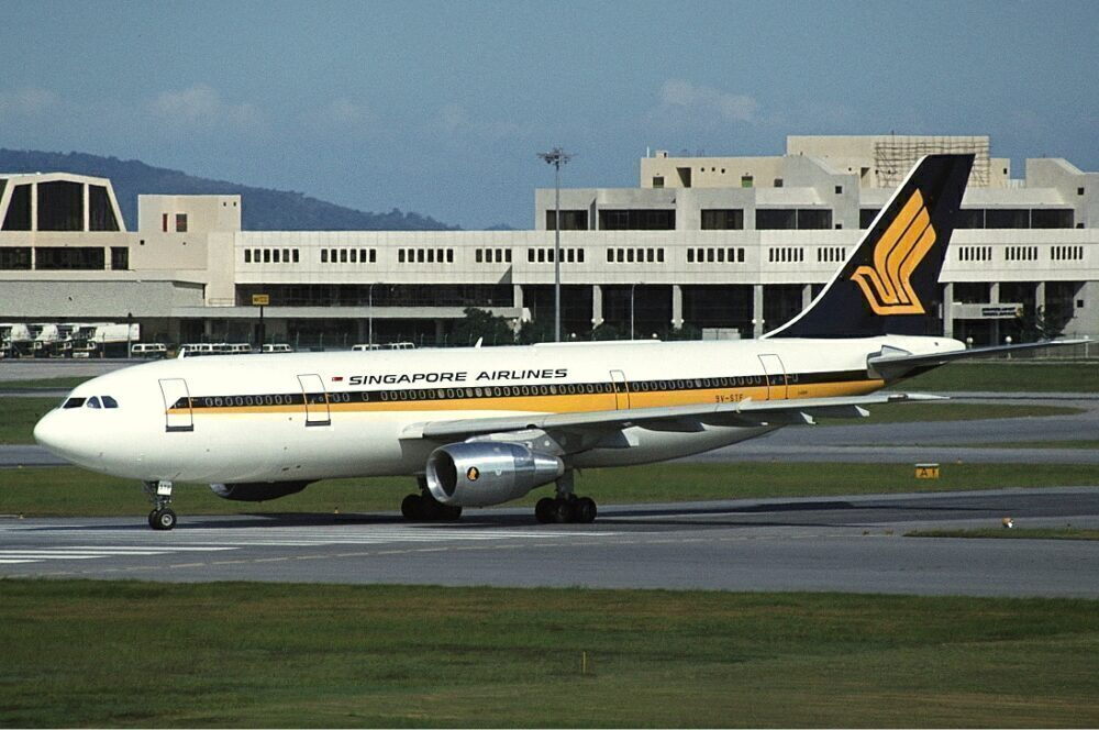 Singapore Airlines A300
