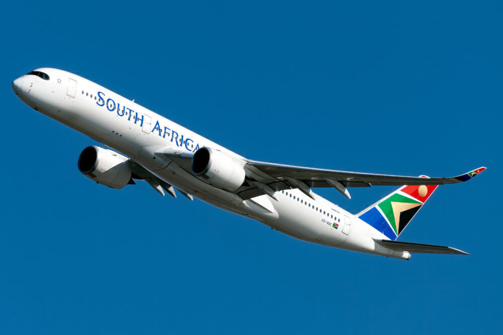 South African A350