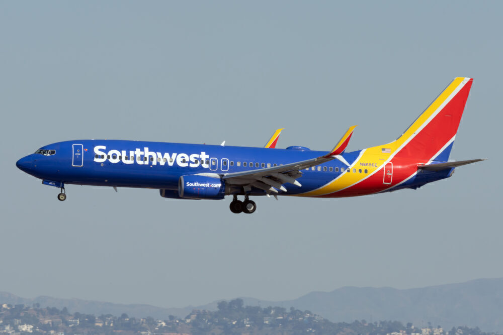 Southwest Airlines Temporarily Grounds 130 Boeing 737s