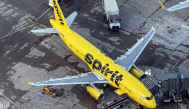 Spirit Airlines Airbus A320-232 N602NK