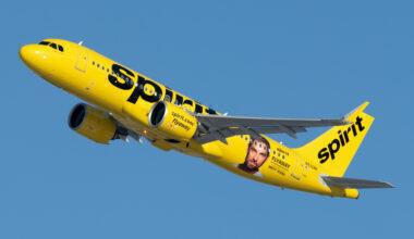 Spirit Airlines Airbus A320-271N N932NK (1)