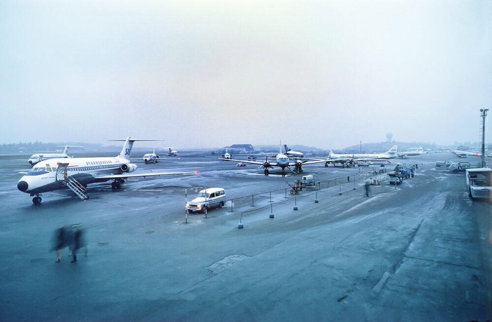 Sweden Looks To Shut Down Bromma Airport