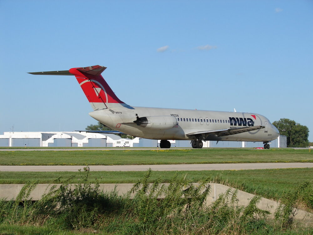 Northwest DC-9