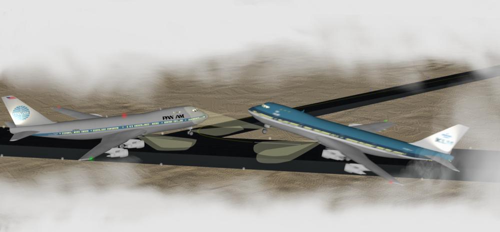 Tenerife 747s
