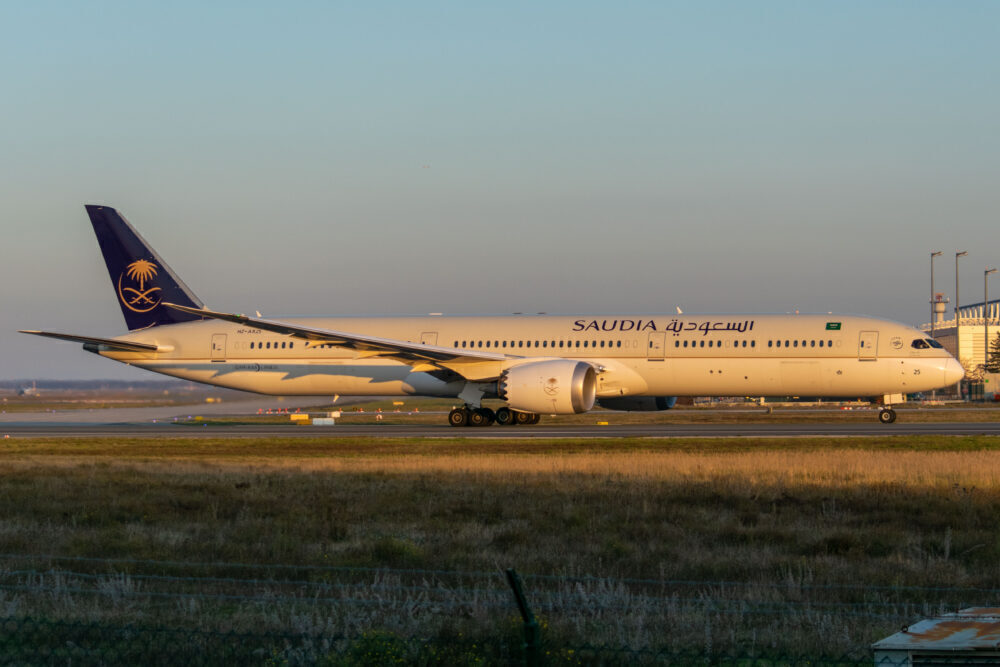 How Saudia Became The Middle East's Largest Airline