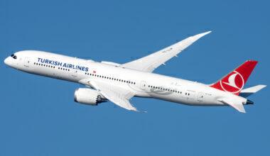 Turkish Airlines Boeing 787-9 Dreamliner TC-LLM (2)