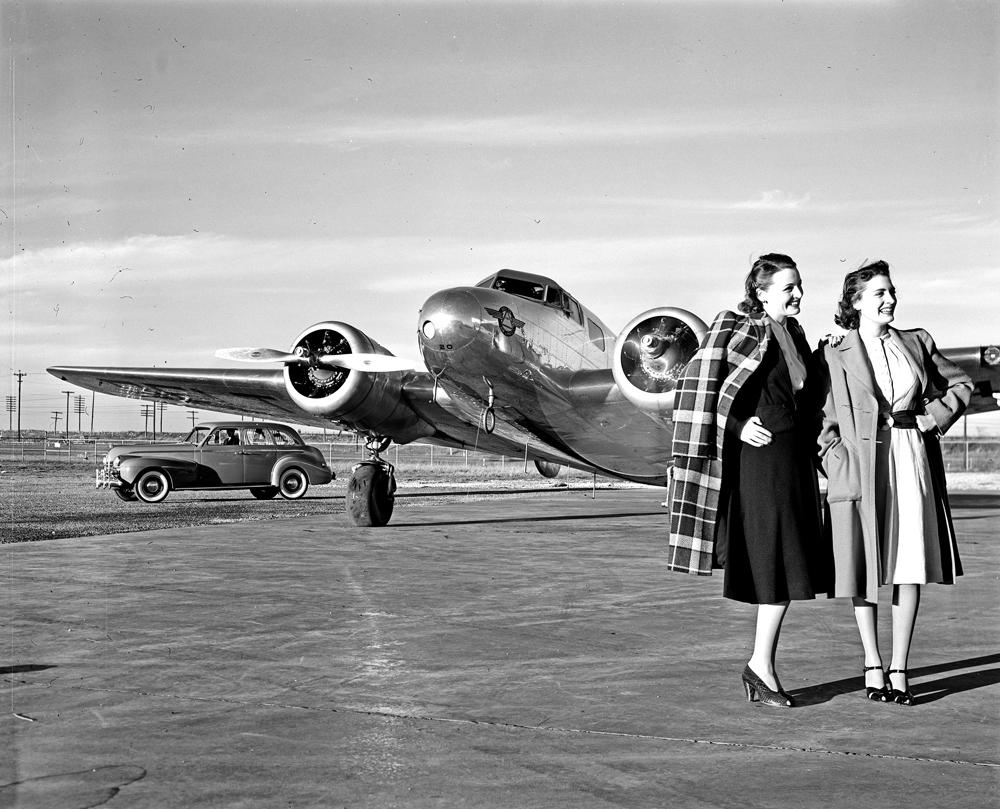 Delta Lockheed Electra