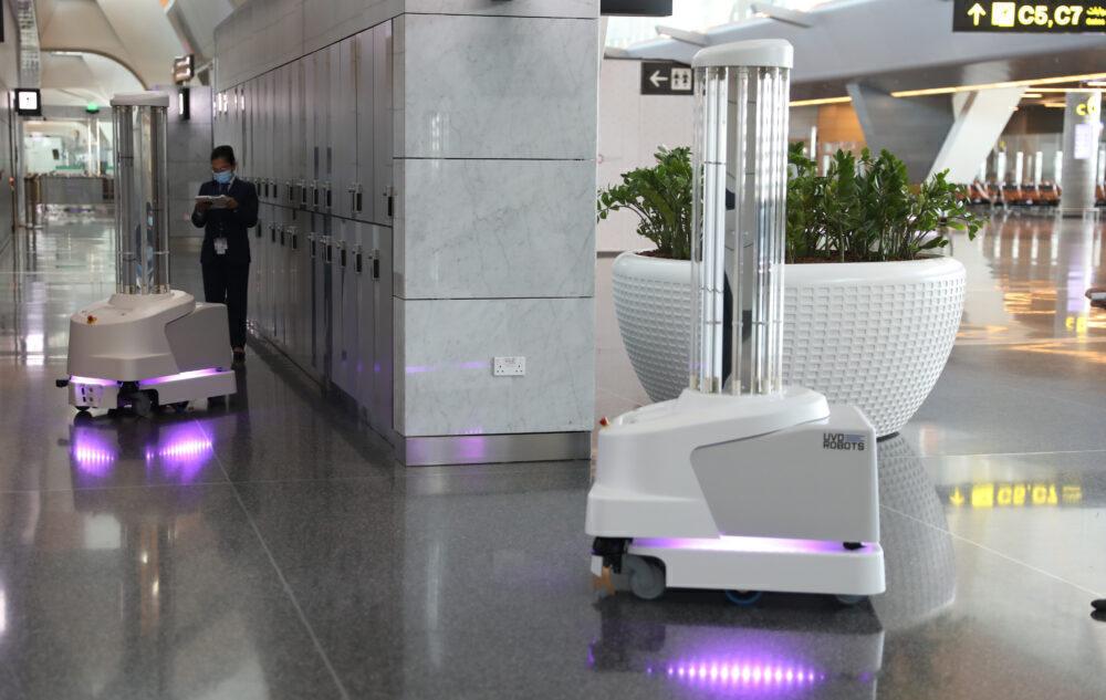 Hamad UV Robot