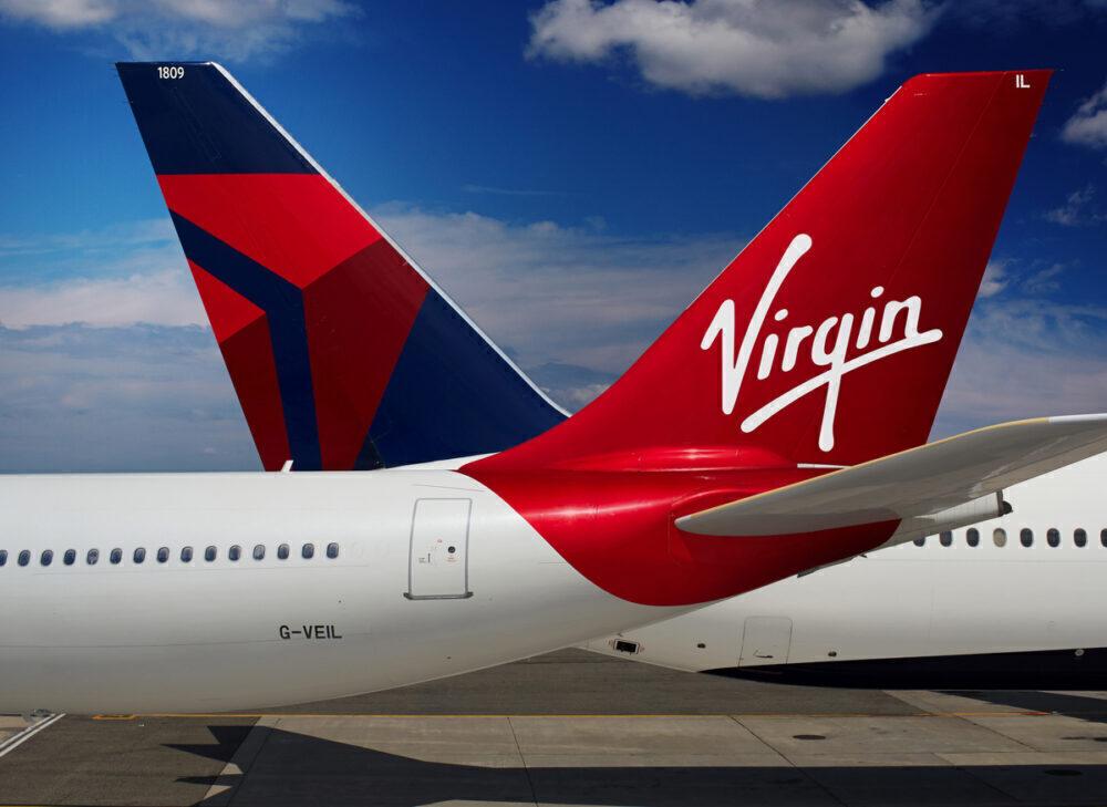 Delta Virgin tails