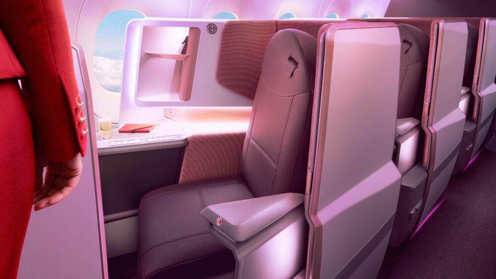 Virgin Upper Class A350
