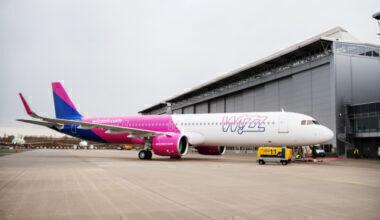 Wizz Air UK Airbus