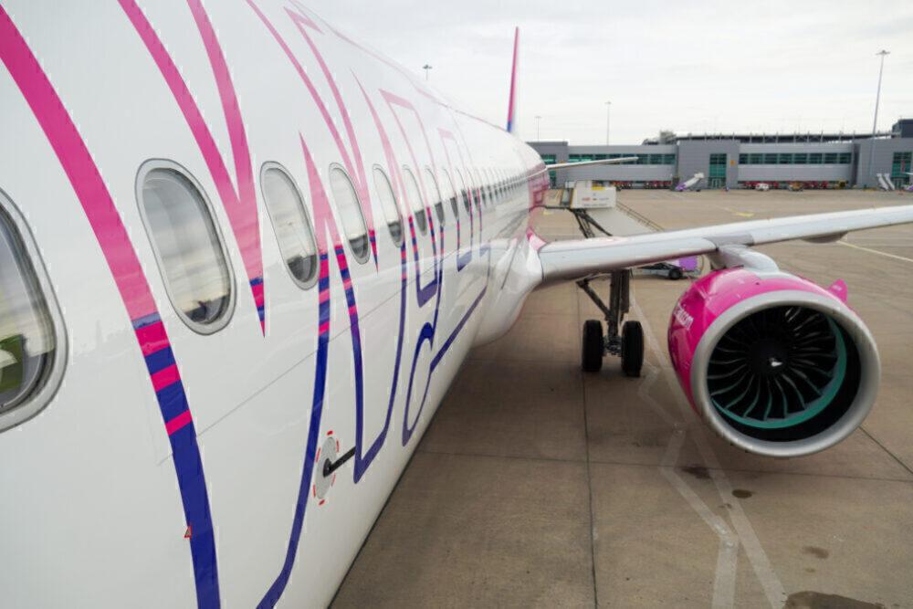 Wizz Air UK Livery