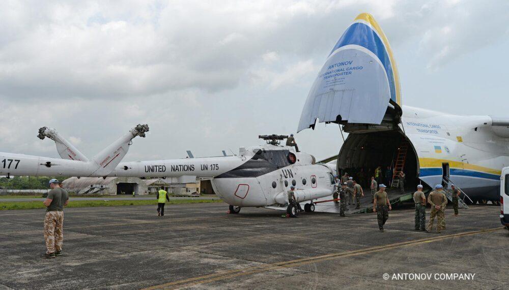 An-225 cargo