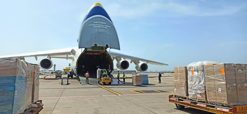 An-124 Oxygen India