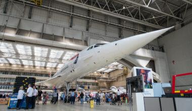 British Airways, Concorde Nose, Concorde Room