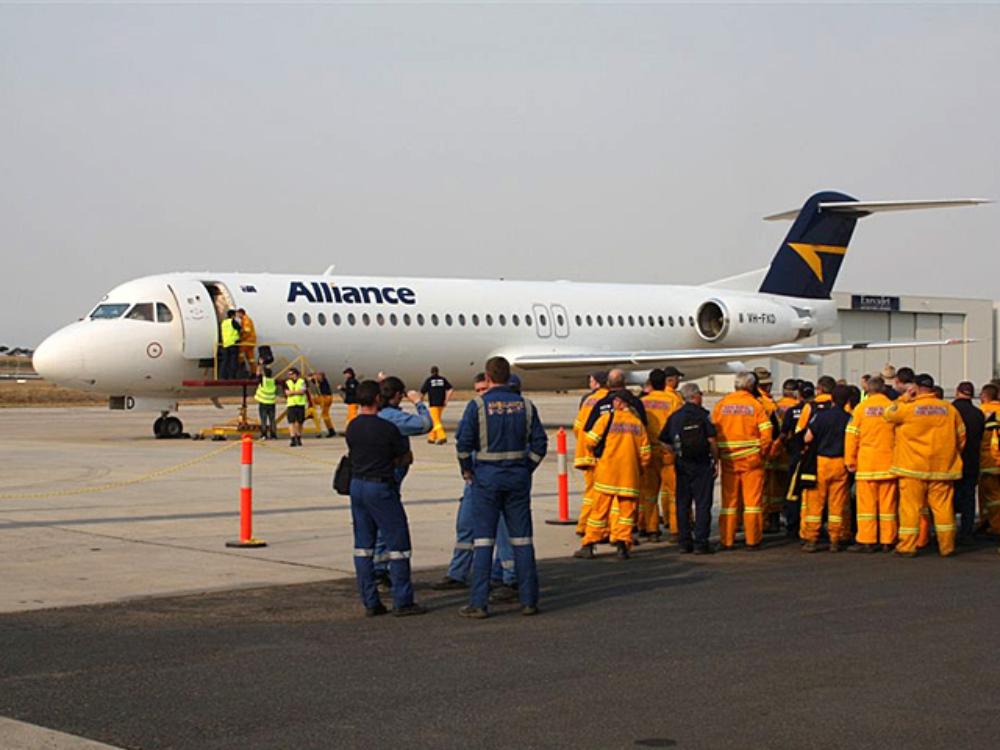 The Fokker 100: An Important Niche Regional Jet