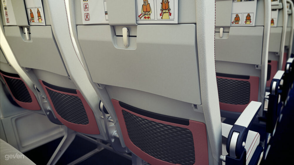Geven SuperEco seat