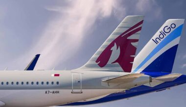 Qatar Airways IndiGo