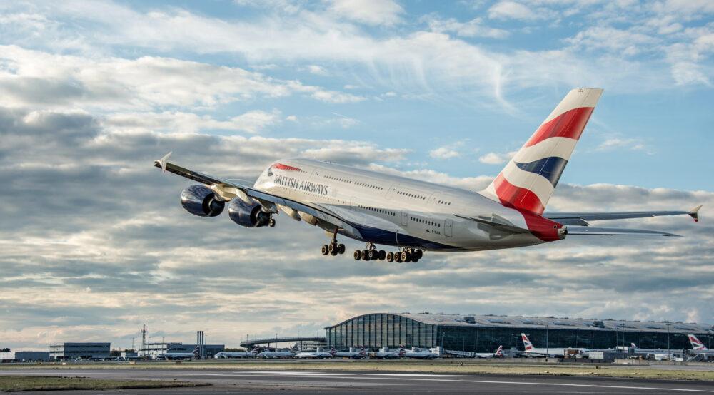 Heathrow A380