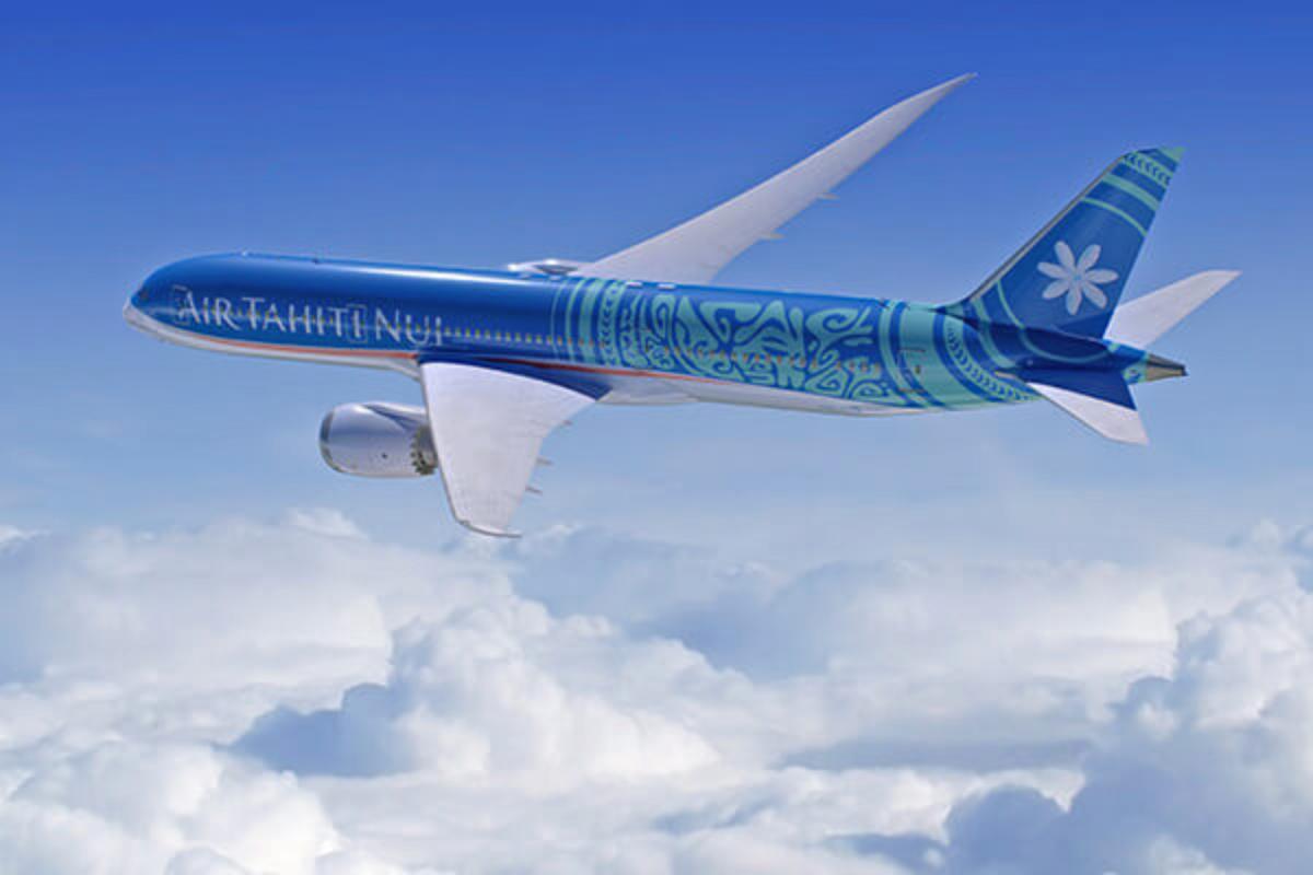 Air Tahiti Nui's Dreamliner To Resume Los Angeles Paris Flights