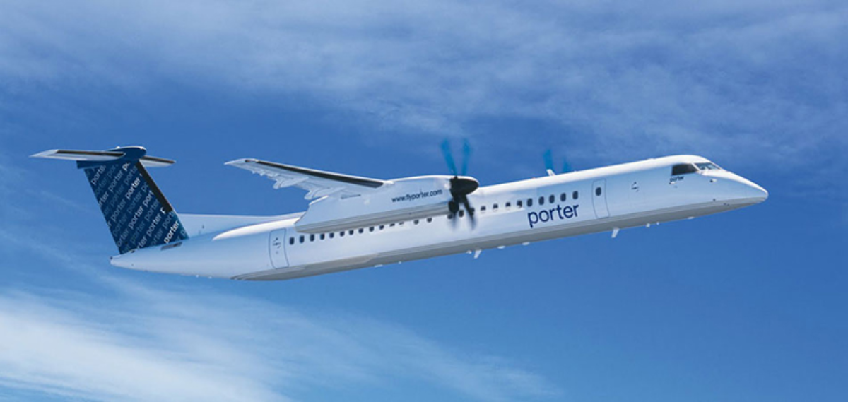 Porter Airlines Delays Flight Resumption Until Late July