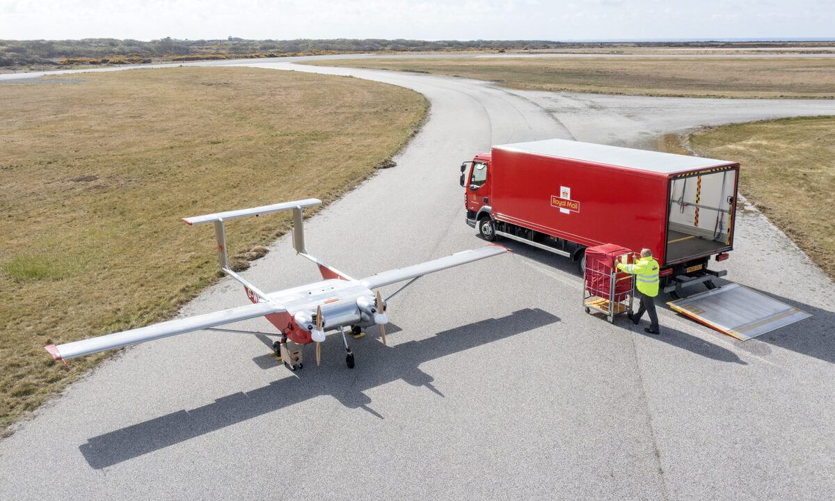 United Kingdom, Drone Deliveries, Royal Mail