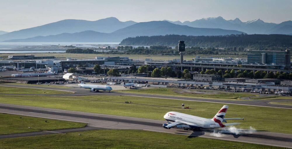 Man Shot At Vancouver International Airport