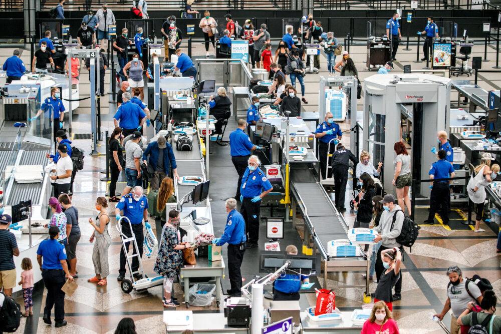 TSA Offers $1,000 Bonuses To Attract New Employees