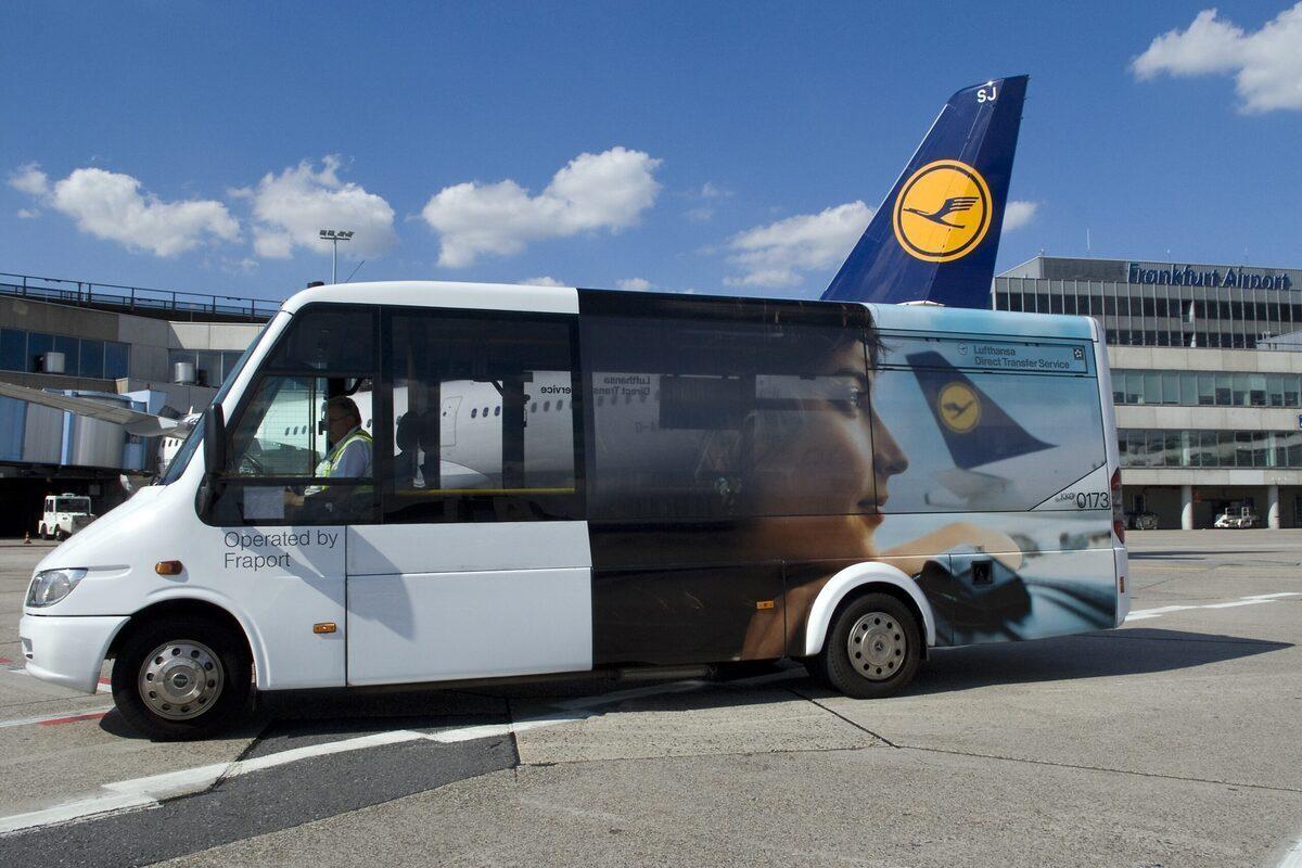 Lufthansa, Shortest Route, Canceled